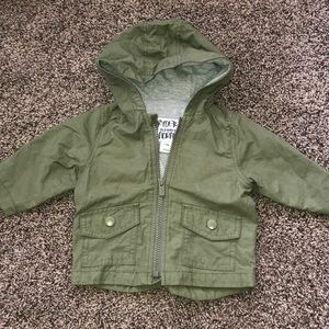 3-6month old navy jacket